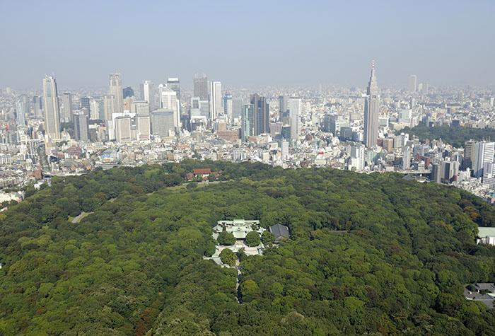知ってるようで知らなかった 東京の名所再発見