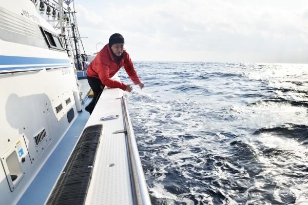 壱岐・勝本の一本釣り漁