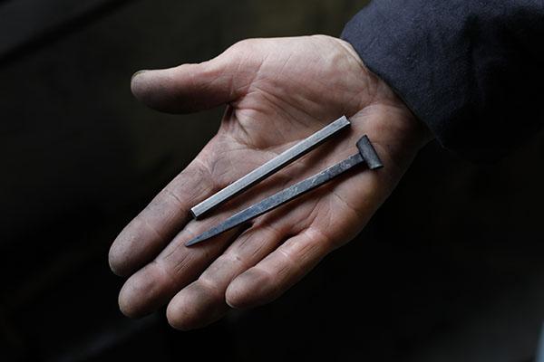 「金属加工の燕三条」原点はクギでした/新潟・燕・三条