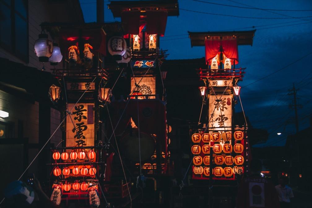 今年注目の「奥能登国際芸術祭」〜後編「キリコとヨバレ」