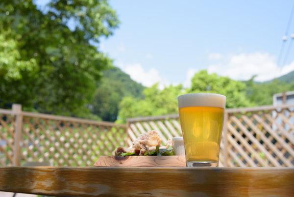 自然あふれる東京のオアシス・奥多摩で味わう、注目のクラフトビール