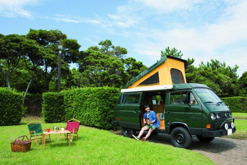 夢は愛車で日本全国ツアー。森山直太朗さんの走る秘密基地を大公開!