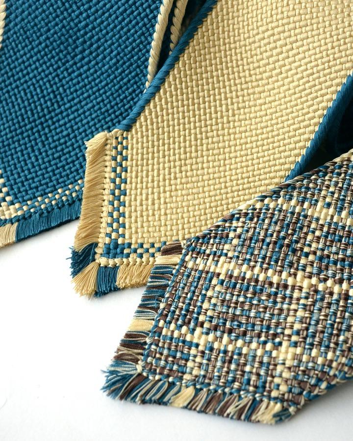 伝統工芸「道明」×ファッション 「45R」<br>洋装にニッポンのエッセンスを