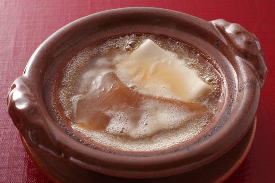 「常識」を覆した京都料亭の名物料理<br>「ふかひれ胡麻豆腐」とは?