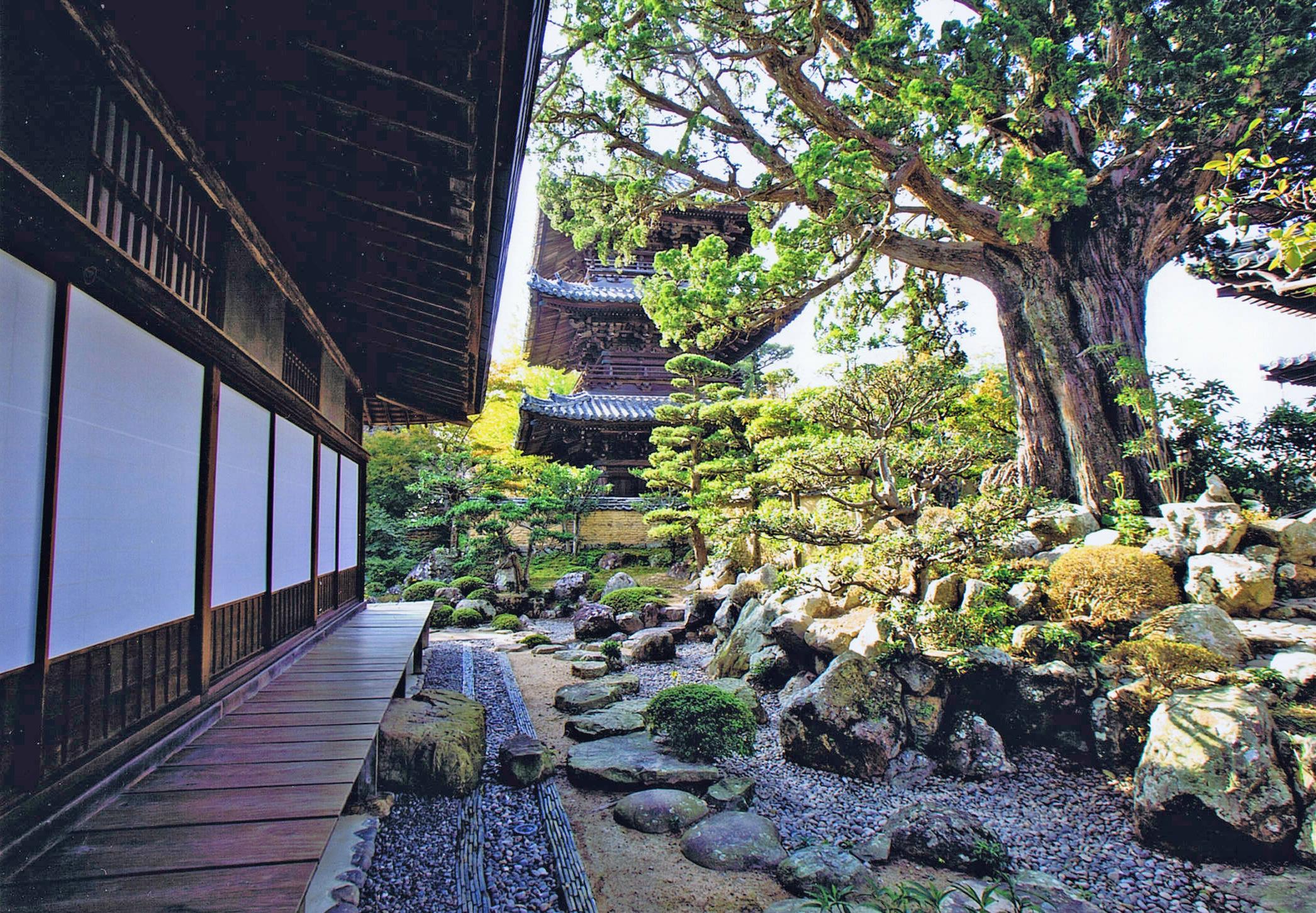 能の聖地・道成寺で、一日24名限定のダイニングイベント