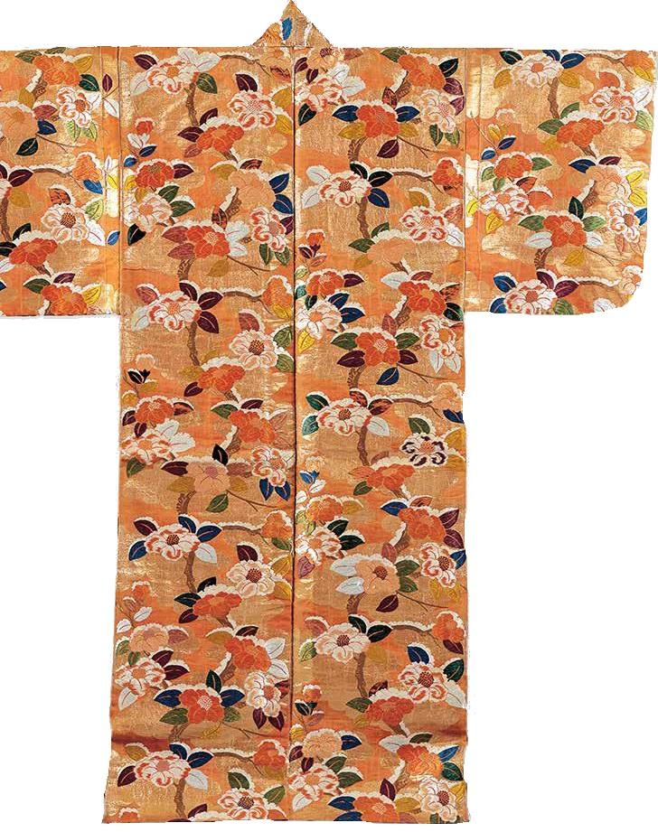 能を観に行きたい。 ―京都で能装束を制作中