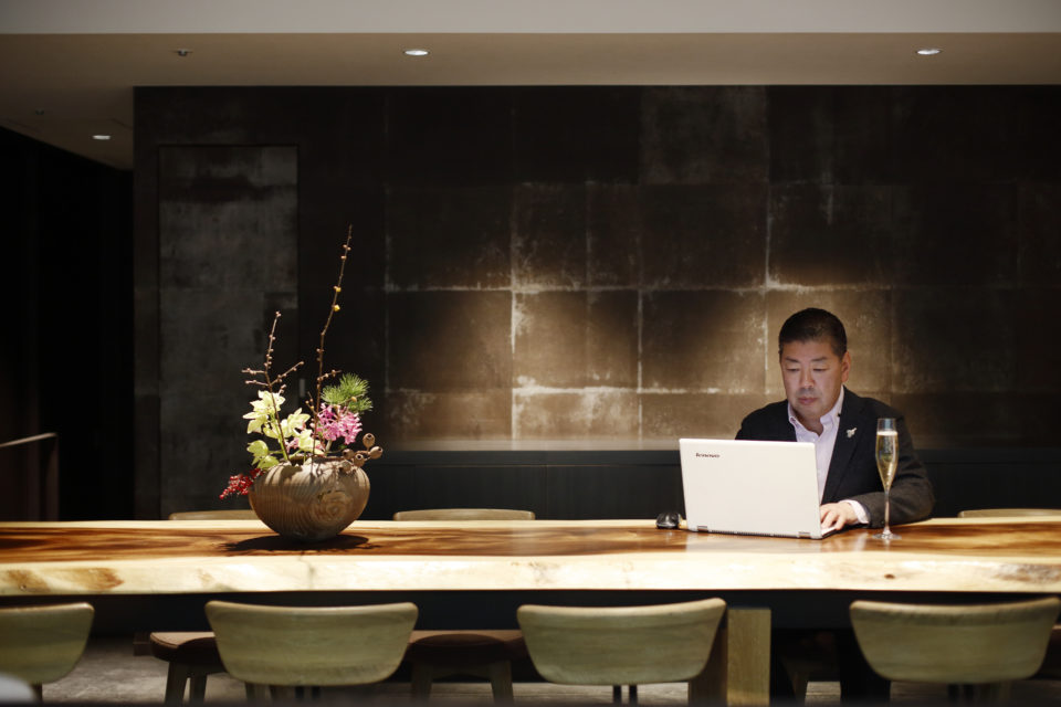 ホテル ザ セレスティン京都祇園<br />×<br />作家 柏井壽