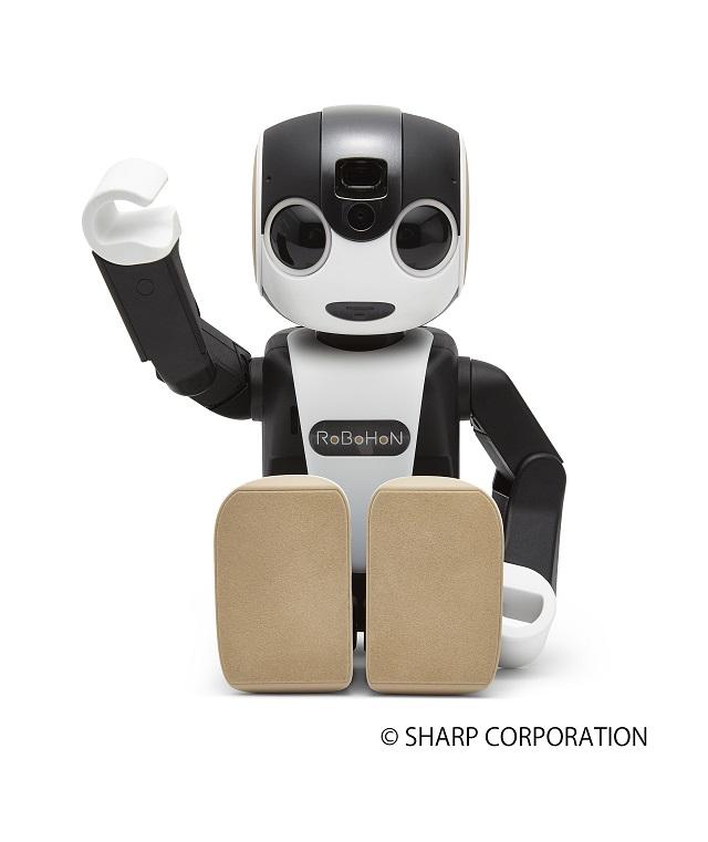 ロボットと暮らす時代がやってきた!<br/> ~ロボホンからひも解くロボットの未…