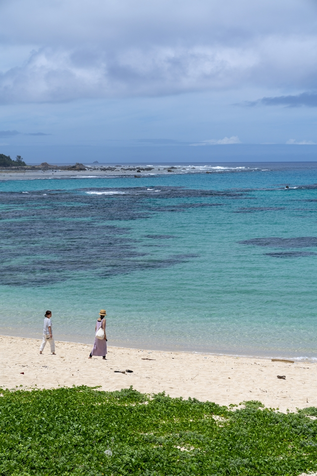 『西郷どん』に登場する場所は、島が誇る絶景スポットでした。