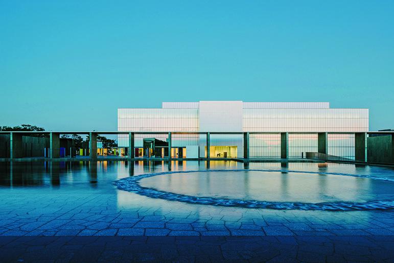 見ておきたい、ニッポンのミュージアム建築