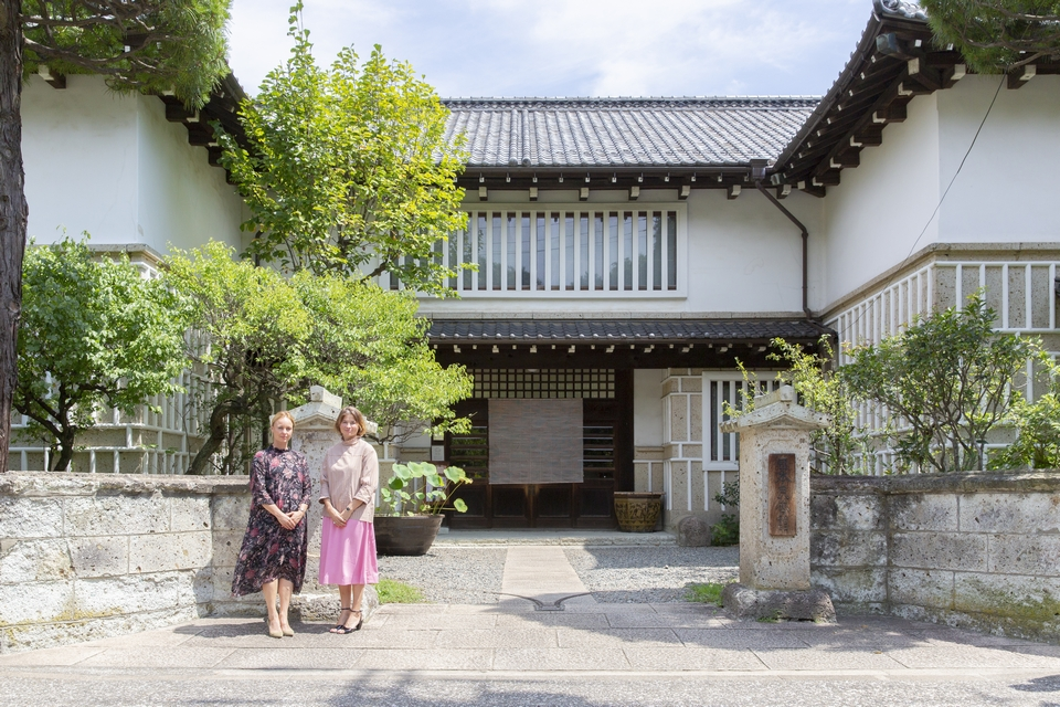 スティルレーベン、日本民藝館へ行く。