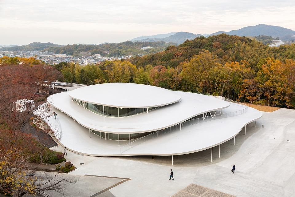 共創する場としての未来の学び舎が完成 <br/>大阪芸術大学アートサイエンス学科…