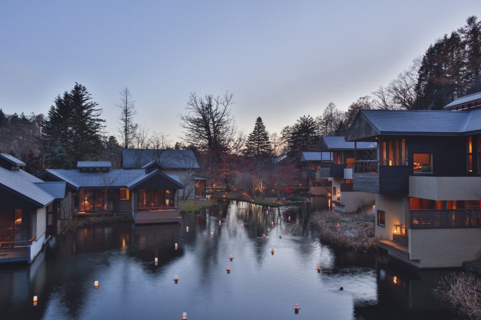 地域の魅力を再発見<br/>星野リゾートのルーツへ<br/> 星のや軽井沢