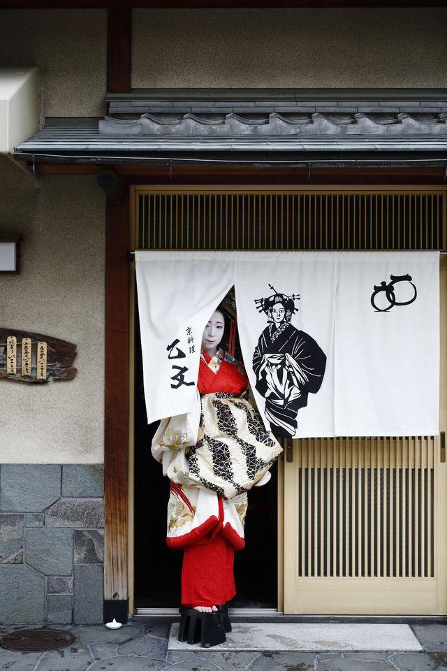 京都人、馴染みの店の</br>あの、ひとしな