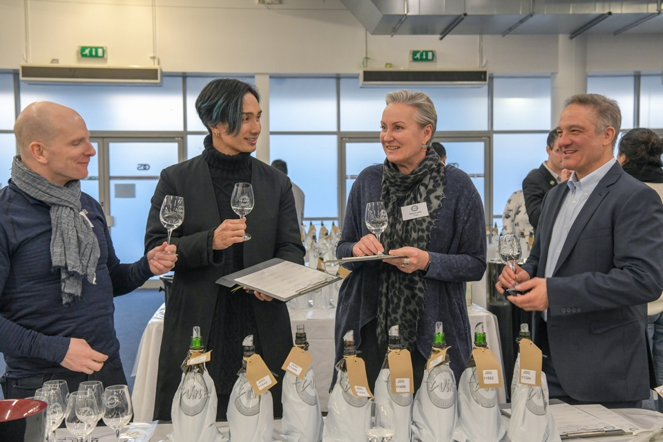 世界最大級のワイン品評会『IWC』開催!</br>日本酒部門の審査会には橘ケンチも