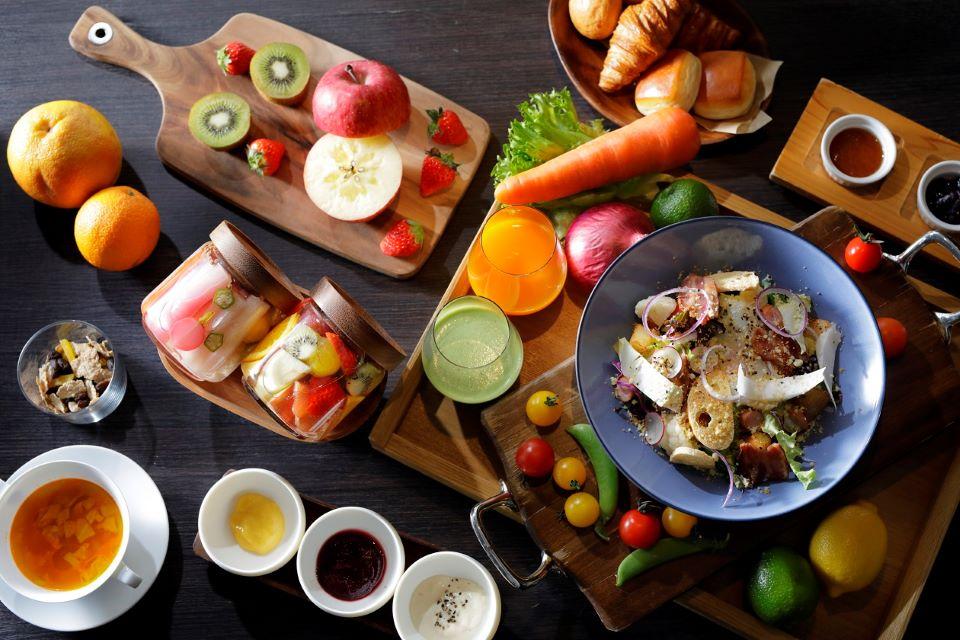 夏バテ解消!京都のオーベルジュで「お酢ベジ朝食」