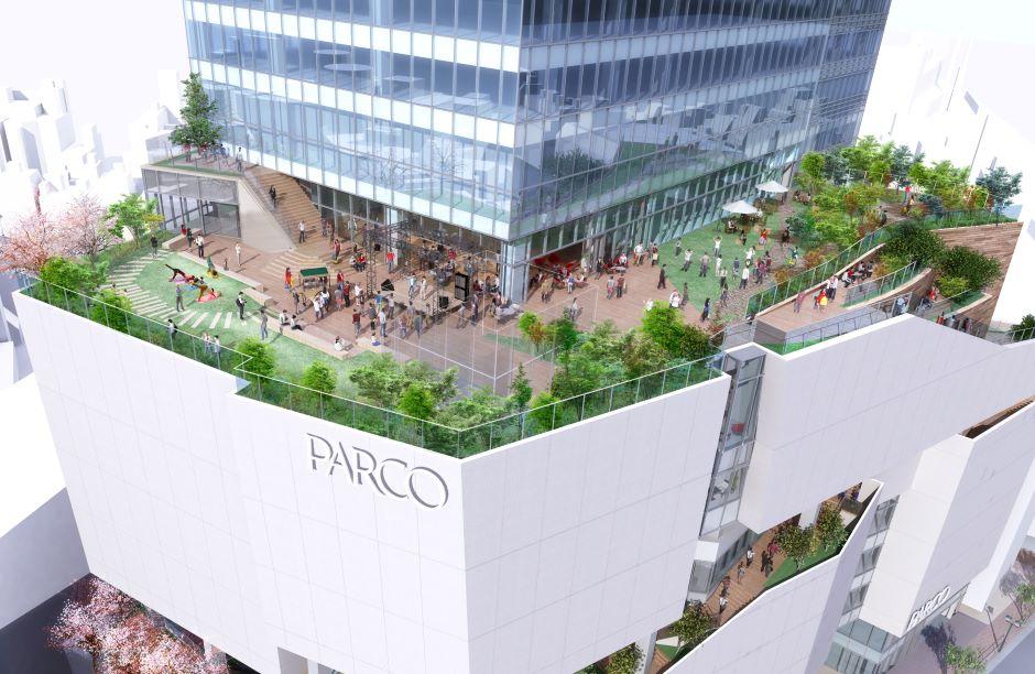 渋谷PARCO(パルコ)