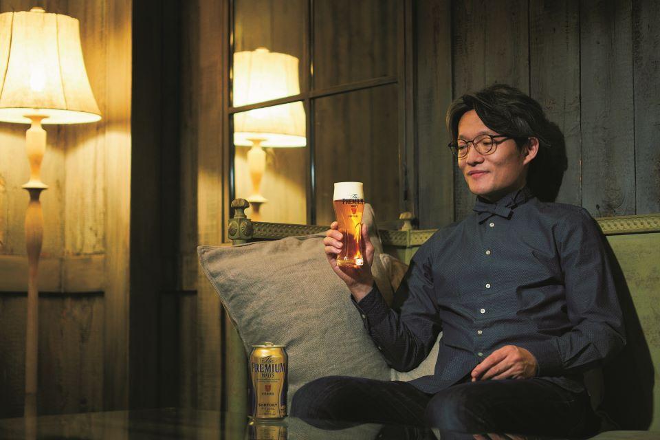 """ビールは""""泡""""で選ぶ時代。"""