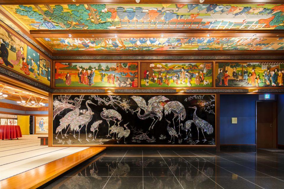 日本の粋が散りばめられた、都会のミュージアムホテル<br/>ホテル雅叙園東京