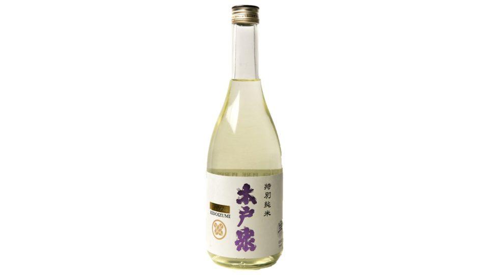 <b>木戸泉 特別純米 無濾過生原酒 PURE PURPLE 2017〜ロシア人唎酒師ブーラフ・ドミトリーさんが惚れた白ワインのような自然派日本酒。</b><br>名店の店主が語りたい1本