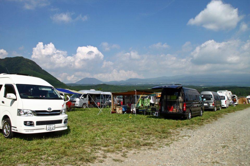 全国目的別おすすめキャンプ場を紹介!<br>キャンピングカーの魅力、徹底解剖!