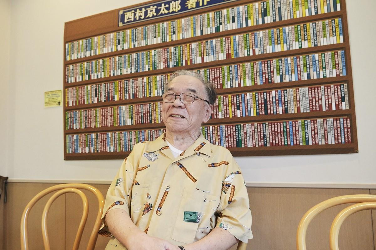 トラベルミステリーの第一人者・西村京太郎さんに聞いた列車旅の魅力と ...