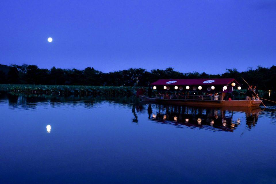 <b>中秋の名月に因んだイベントが開催される9月</b><br>~京都行事カレンダー2019~