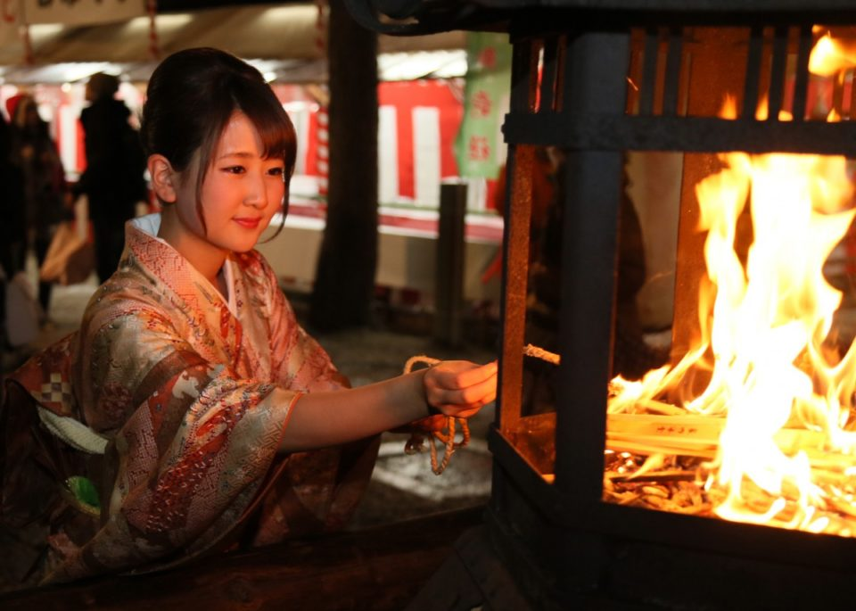 <b>京都流の年越しを体験したい12月</b><br>~京都行事カレンダー2019~