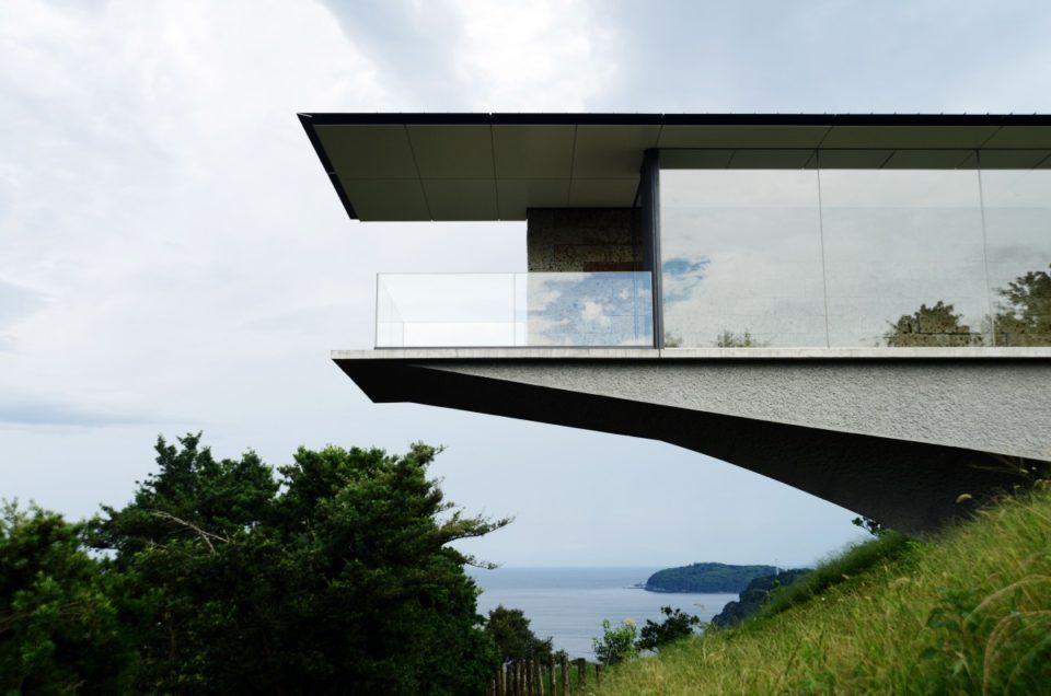 <b>現代美術家・杉本博司さんが手掛けた日本文化を身体で感じる場「江之浦測候所」…