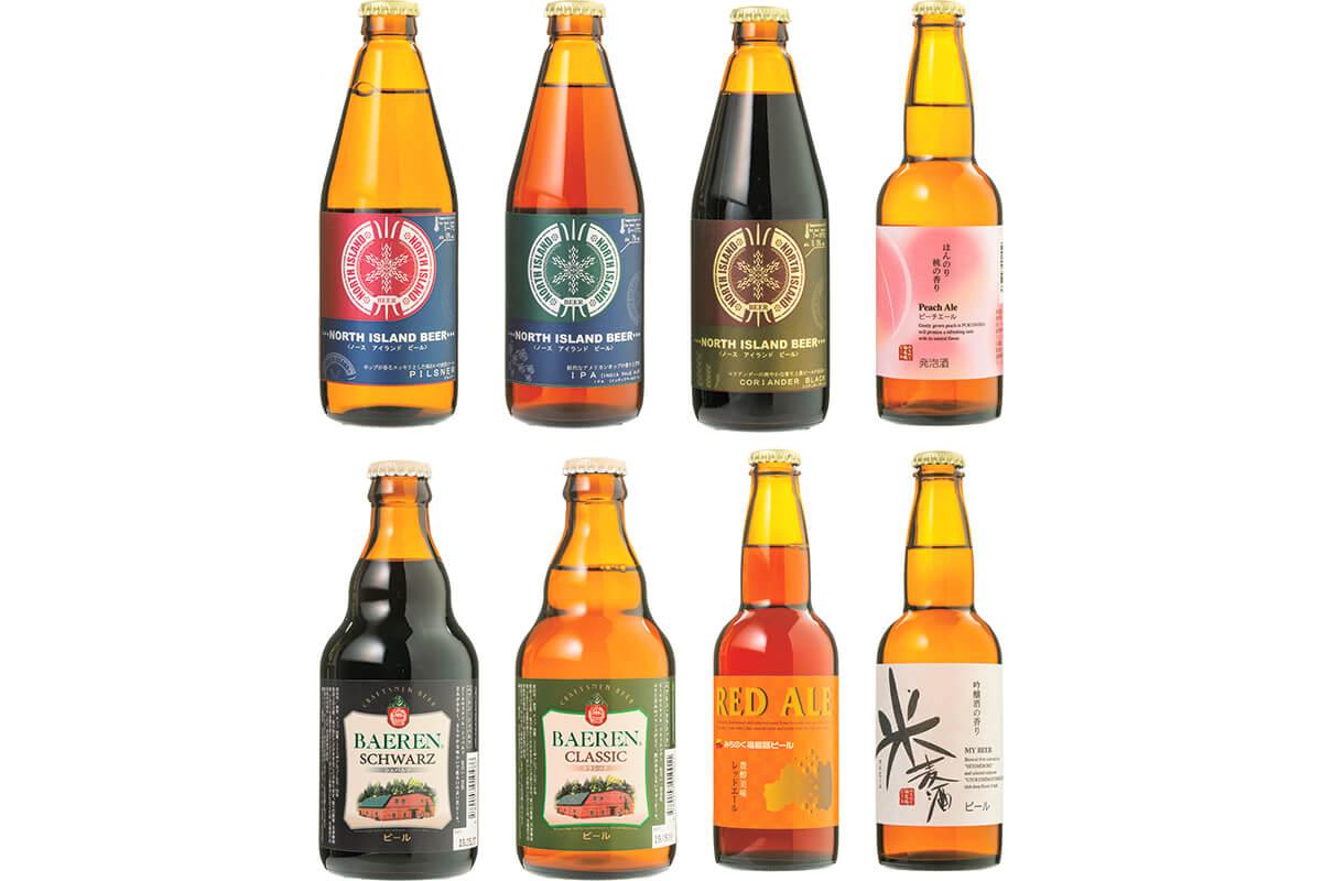 ビール好きなら知っておきたい!</br><b>全国のクラフトビール-北海道・東北…