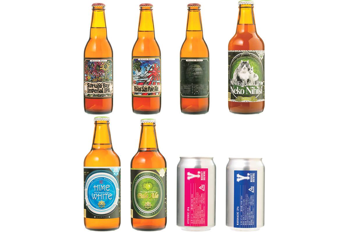 ビール好きなら知っておきたい!</br><b>全国のクラフトビール-東海</b>