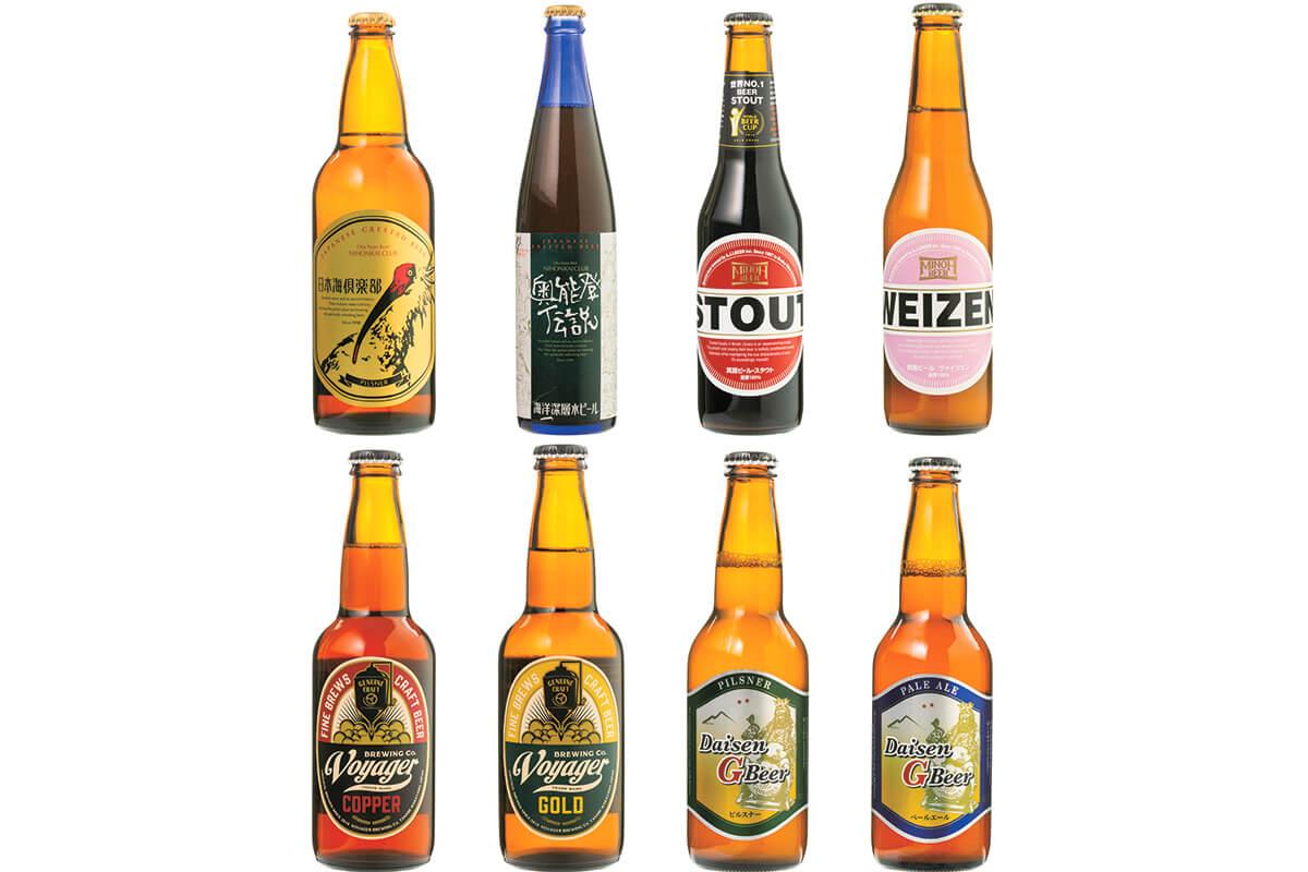 ビール好きなら知っておきたい!</br><b>全国のクラフトビール-北陸・近畿<…