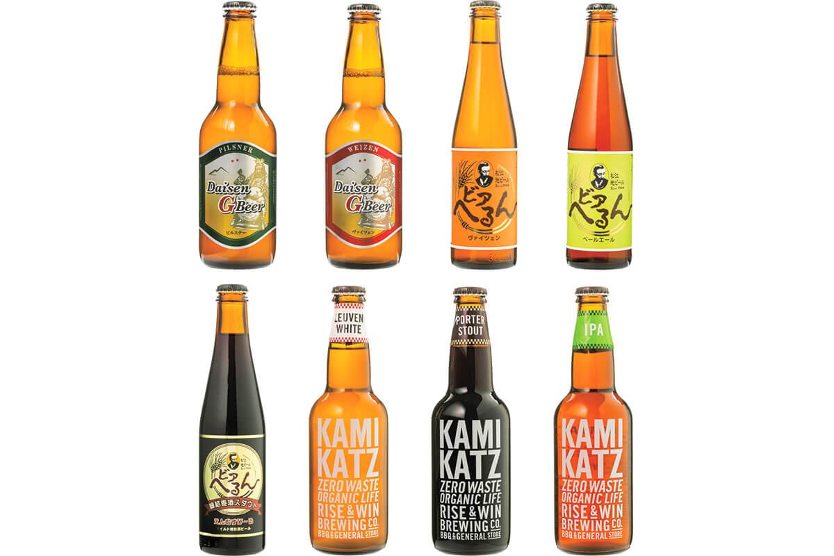 ビール好きなら知っておきたい!</br><b>全国のクラフトビール-中国・四…