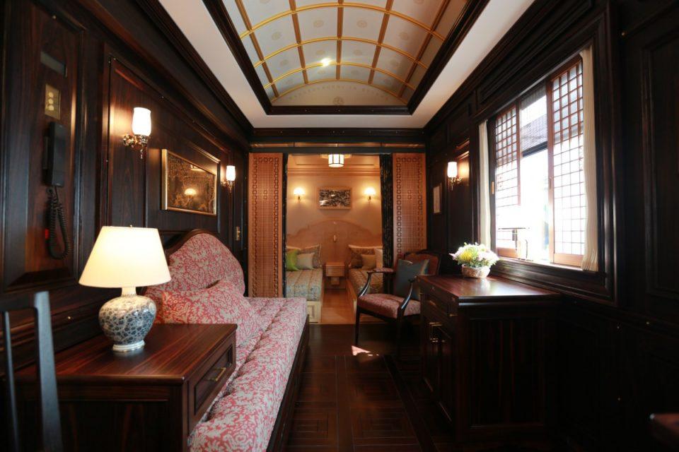 列車はここまで進化した!上質な空間で巡る日本列島。<br>クルーズトレインで出会う新しいニッポン