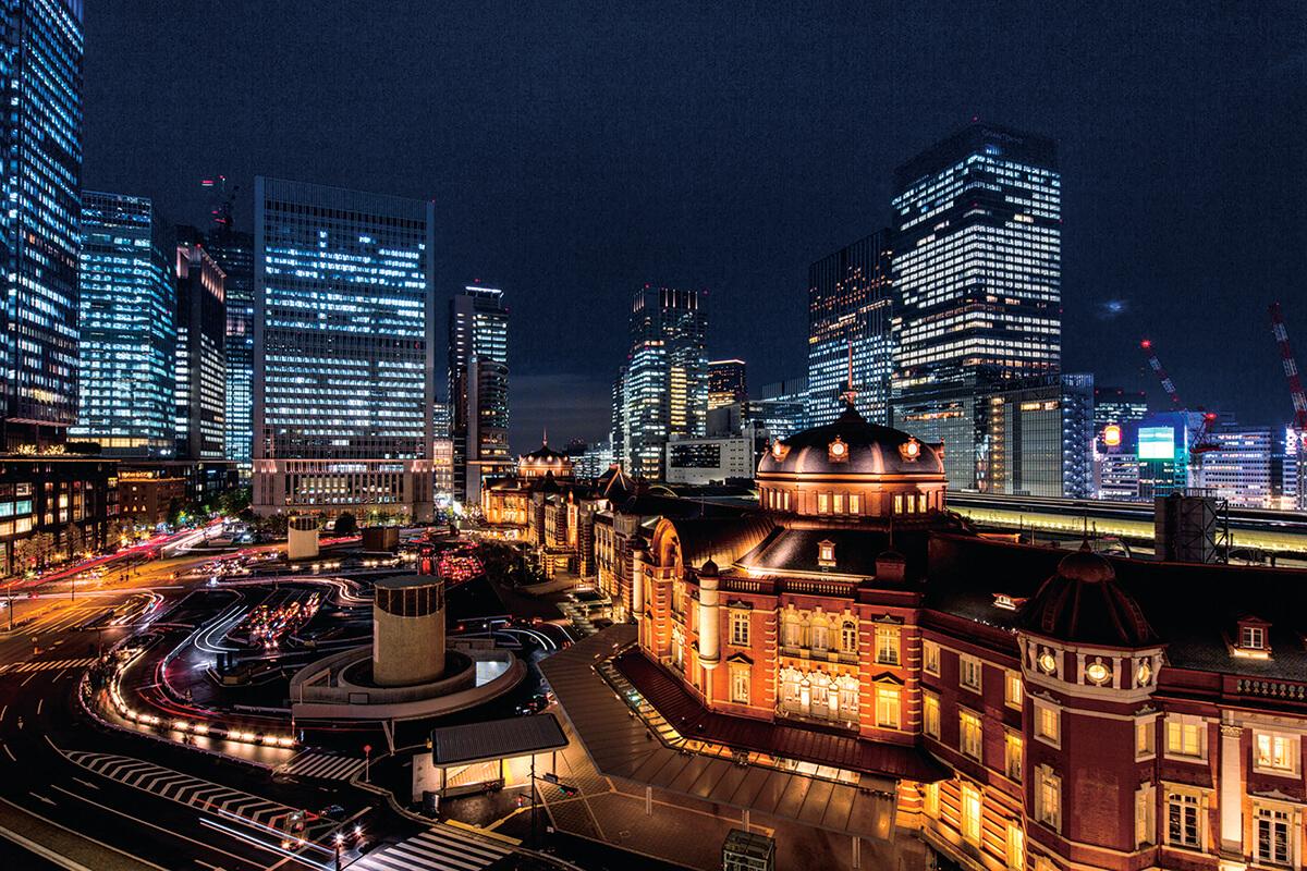 「東京ステーションホテル」<br>丸の内の象徴美。東京駅の歴史を刻むクラシックホテル