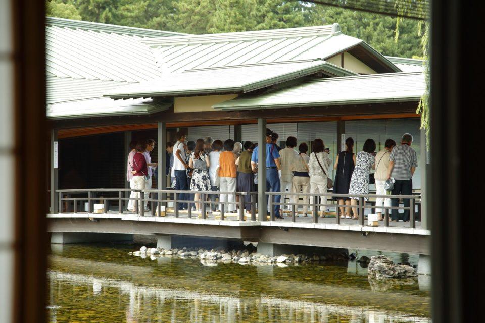 京都迎賓館ってどんな場所?伝統的技能のワンダーランドで国賓級のおもてなし体験。