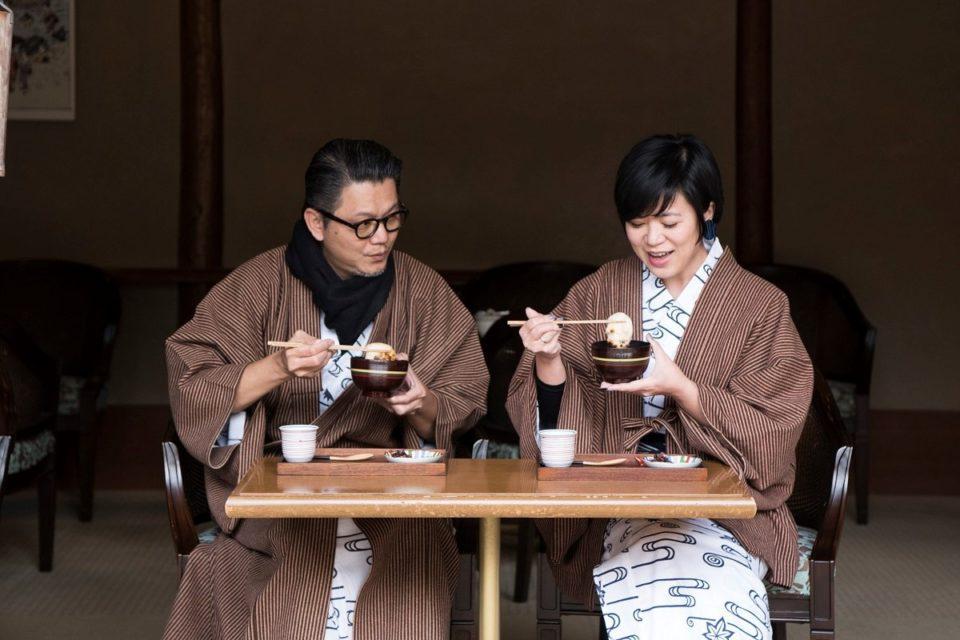 <b>泊まるだけじゃない、五感でまるごと日本文化を感じる体験。</b><br>台…