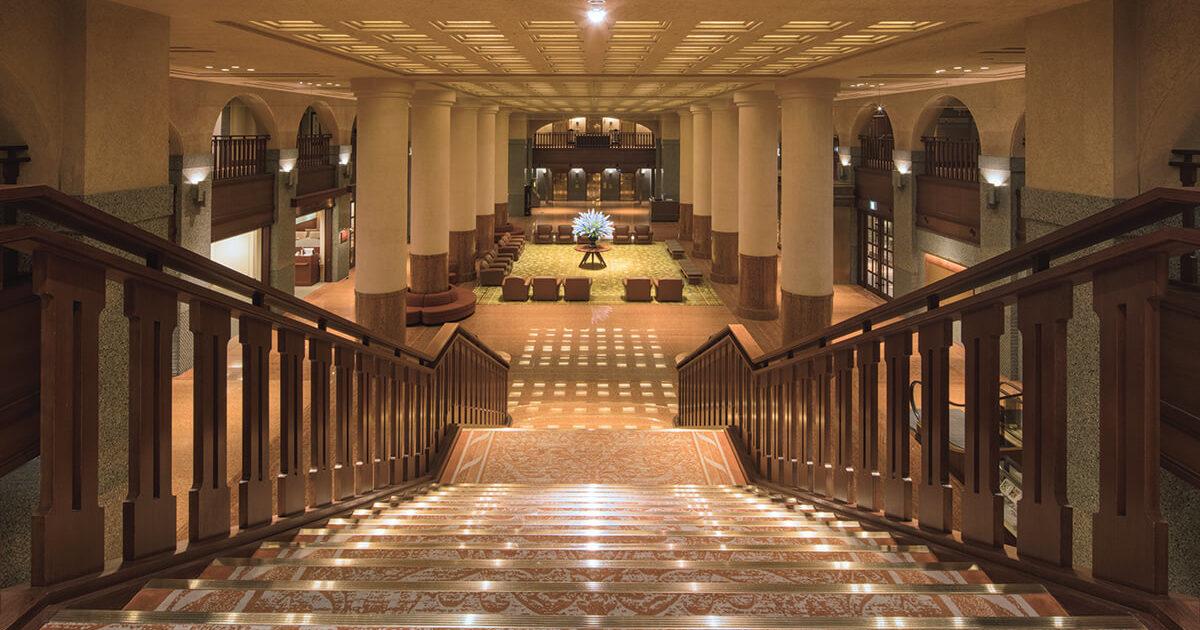 <b>京都が誇るクラシックホテル「京都ホテルオークラ」</b>
