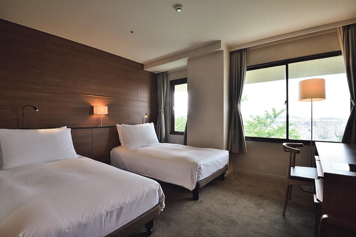 <b>福岡の絶景リゾートを愉しみ尽くす7つの過ごし方「アゴーラ福岡 山の上ホテル…