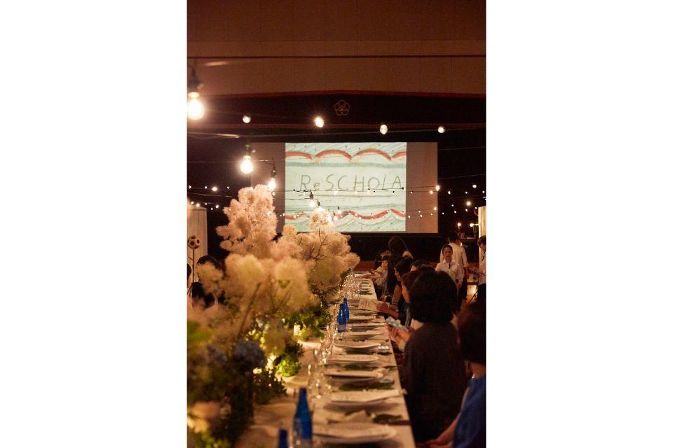 富山の休校・廃校でトップシェフが共演!</br>とやま学びレストラン「レスコラ」