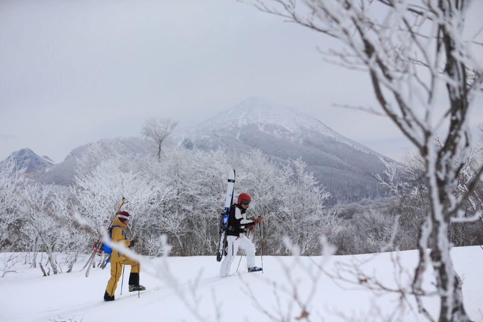 スノーリゾートへ行こう</br><b>スキーとは旅である。</b>