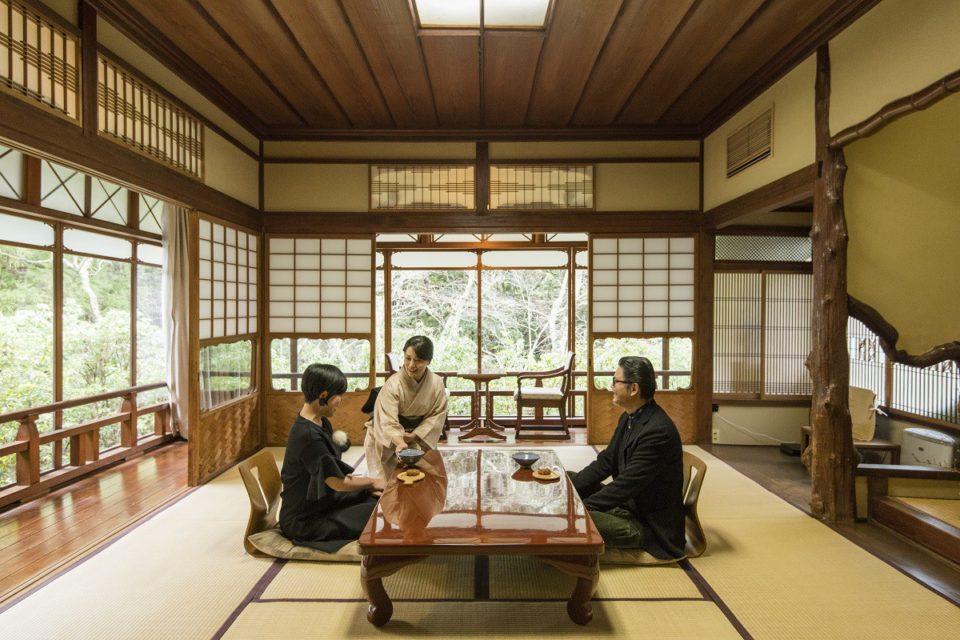 広島県 世界遺産宮島の宿「岩惣」