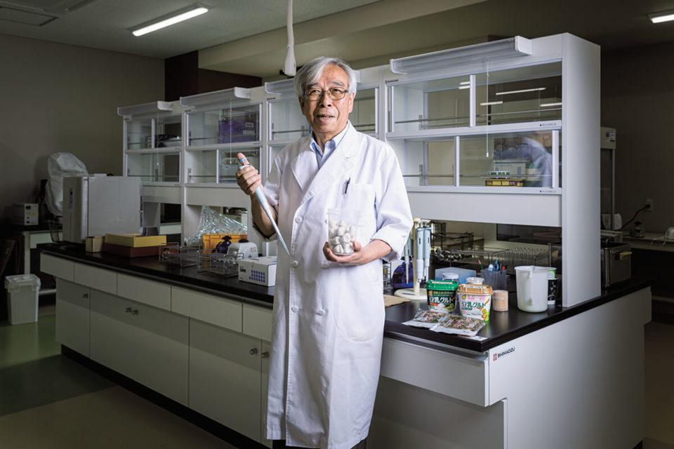 ぼくも私も発酵に夢中!④</br><b>乳酸菌は健康への近道!</b></br>農学博士 岡田早苗さん