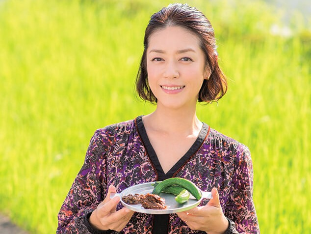 """ぼくも私も発酵に夢中!②</br><b>美しさの秘訣以上に""""発酵沼""""にハマっています。</b></br>加藤紀子さん"""