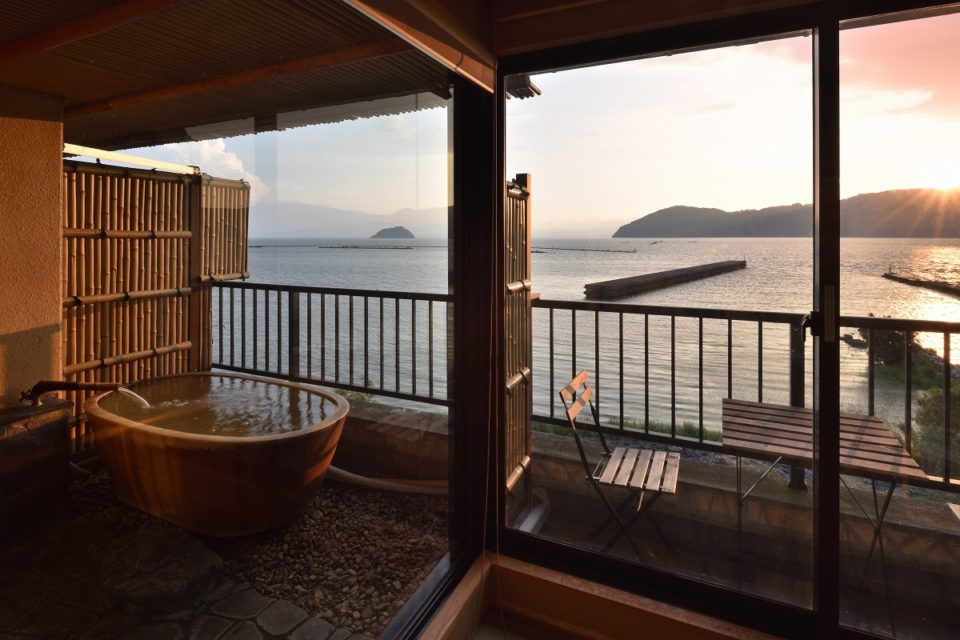 <b>季節の移ろいも味える<br>露天風呂がうれしい湯宿~関西編~</b>