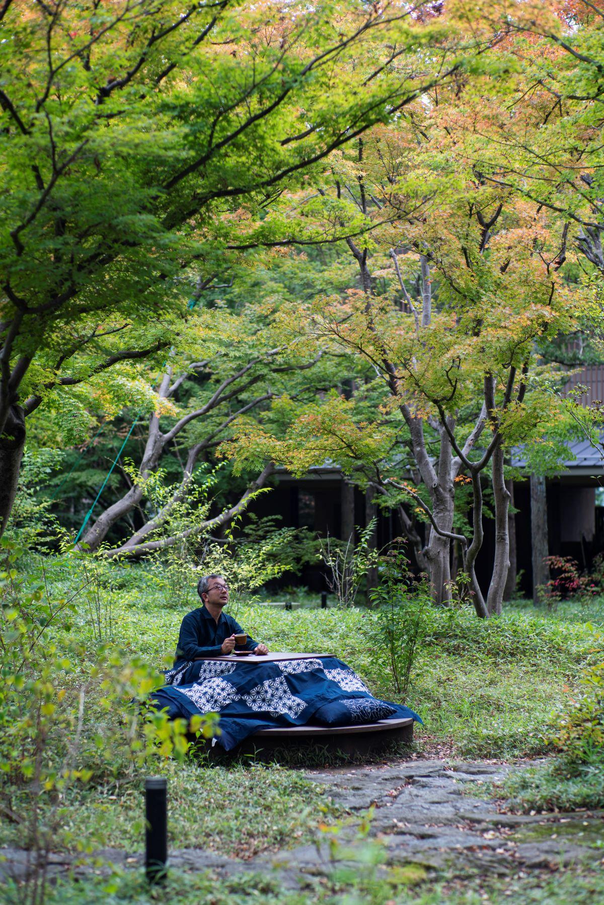 <b>界 鬼怒川に息づく、</br>自然と手仕事を体感。</b>