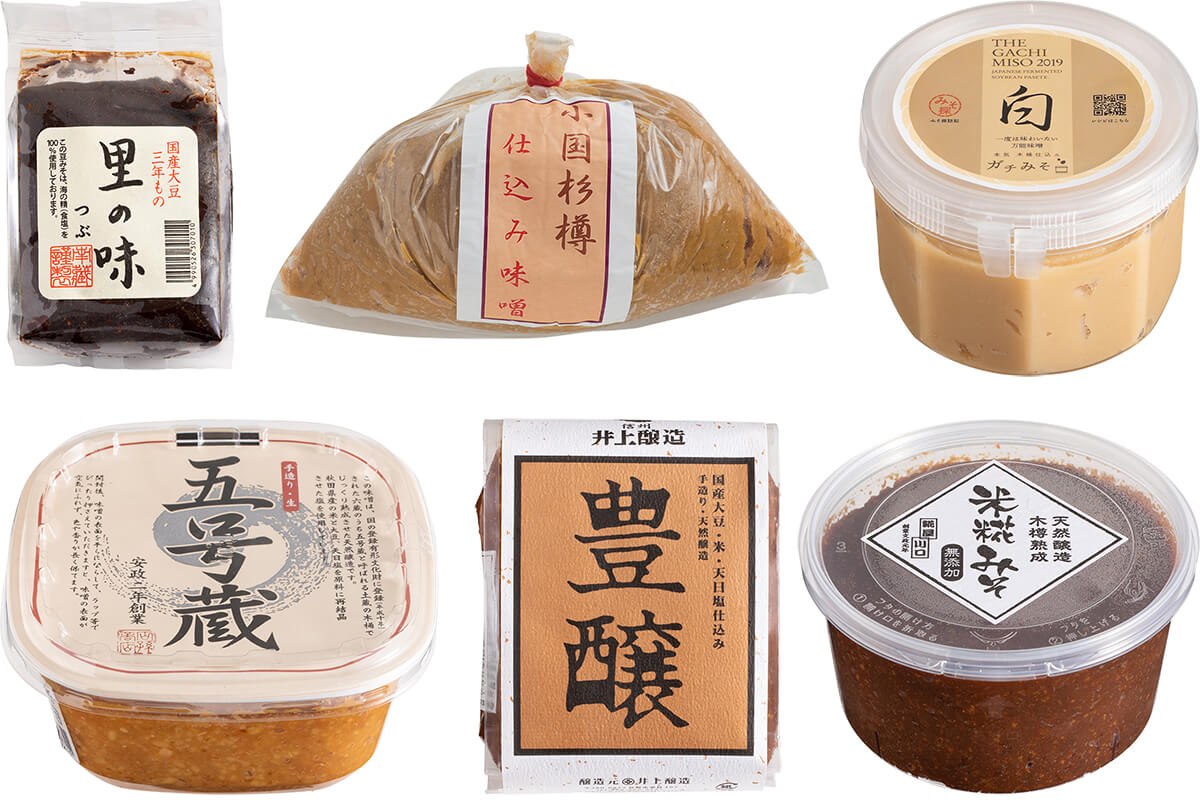<b>日本全国味噌MAP</b>