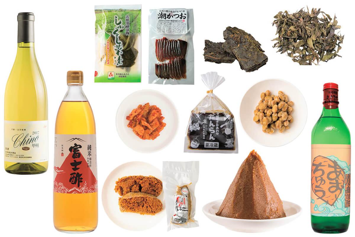 日本の発酵食、実は3つだけ?<br>あれも発酵、これも発酵②