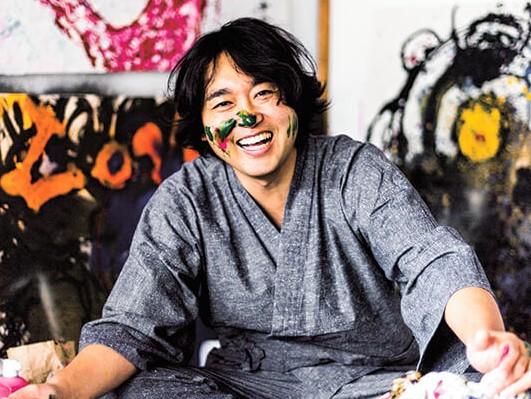書道家・武田双雲が現代アーティストへと転身!Souun♡初となる大規模個展を開催します