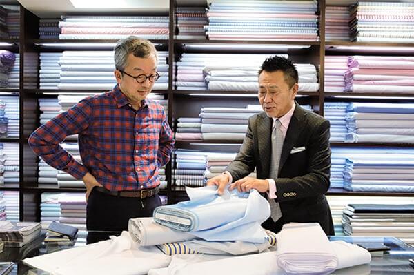 創業140年を誇る日本初の「大和屋シャツ店」<br>大熊健郎の東京名店探訪